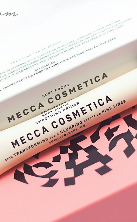 Mecca Cosmetica Soft Focus Smoothing Primer Review