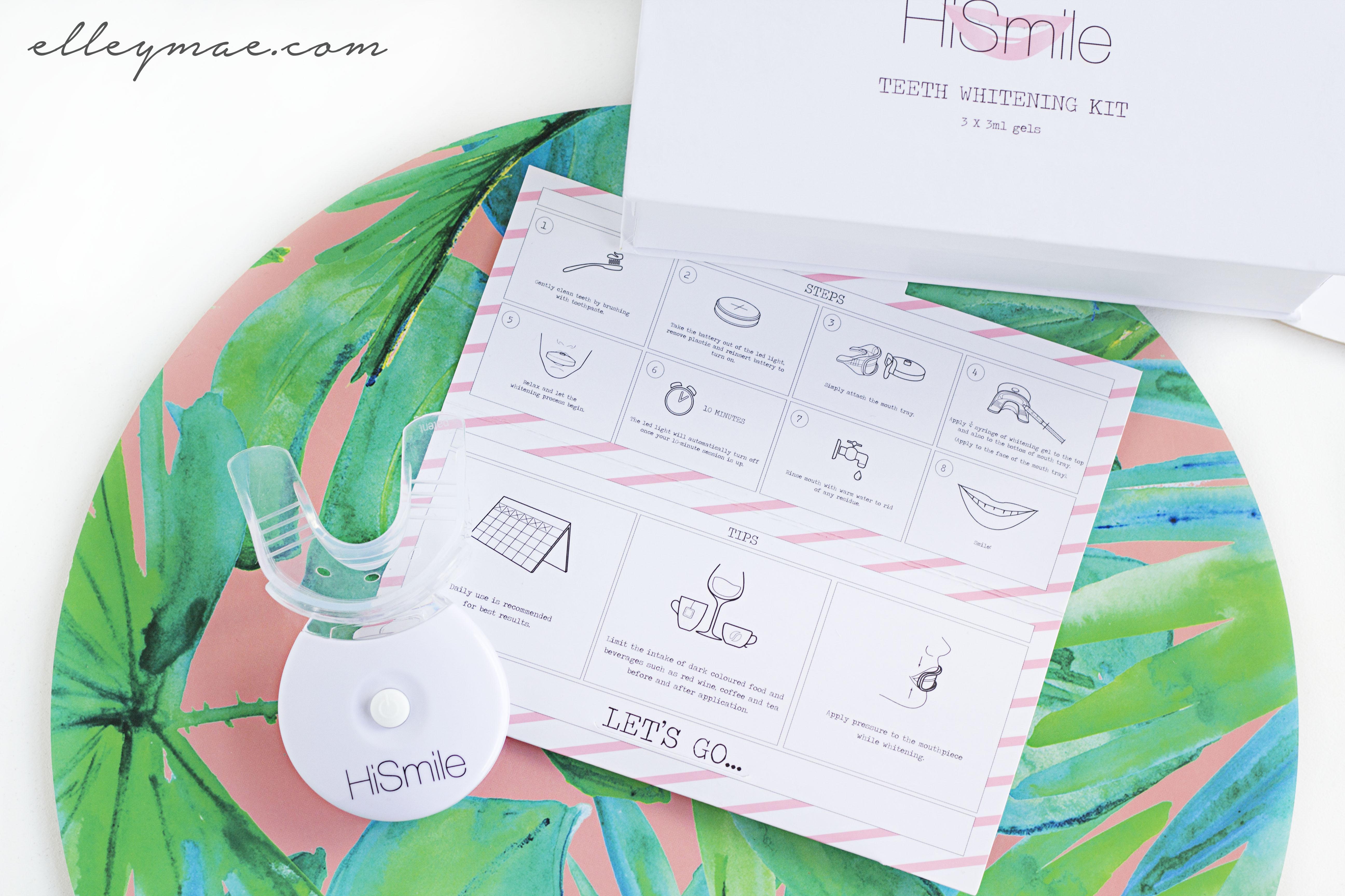 Hi Smile Teeth Whitening Kit