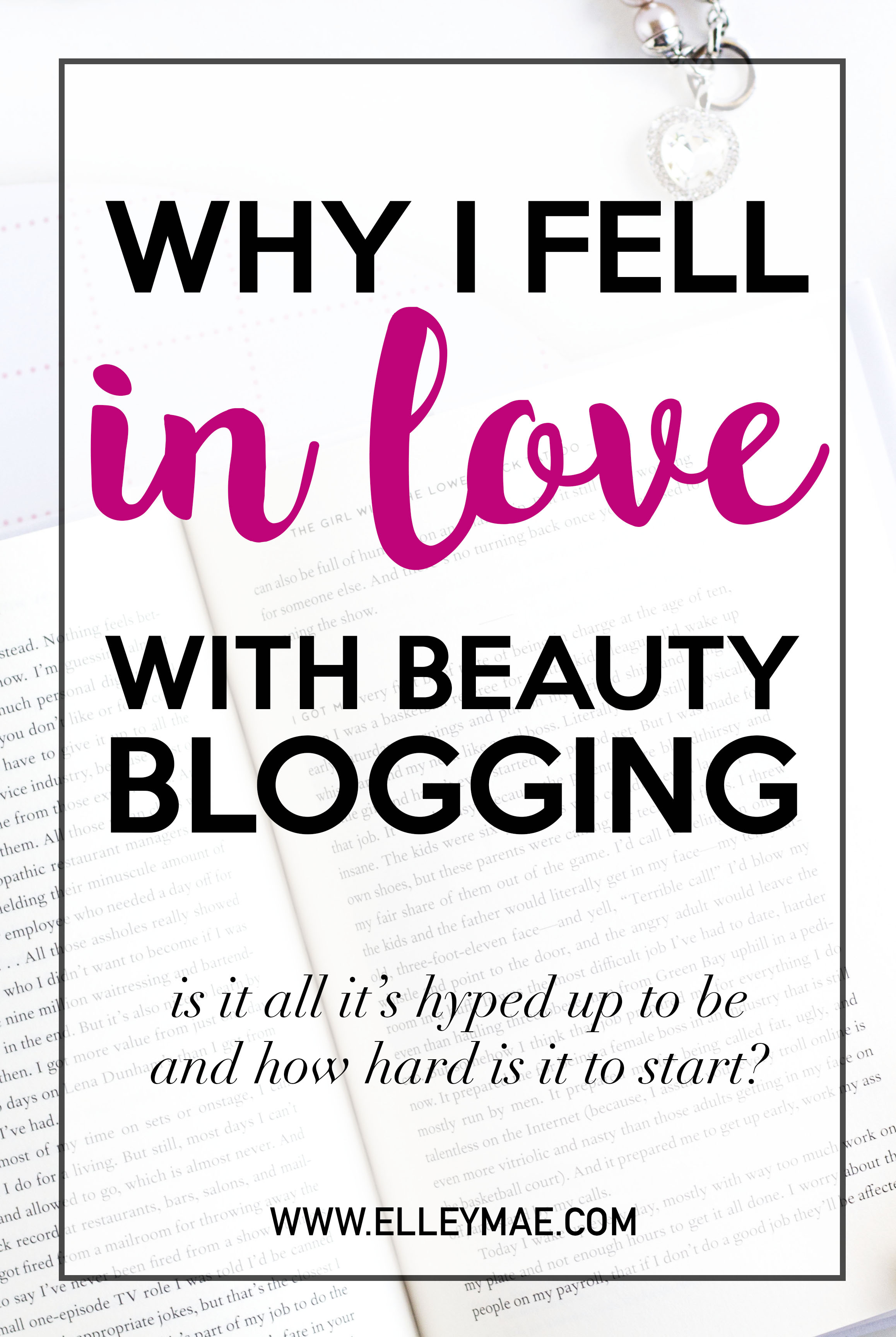 Why I Fell In Love With Beauty Blogging