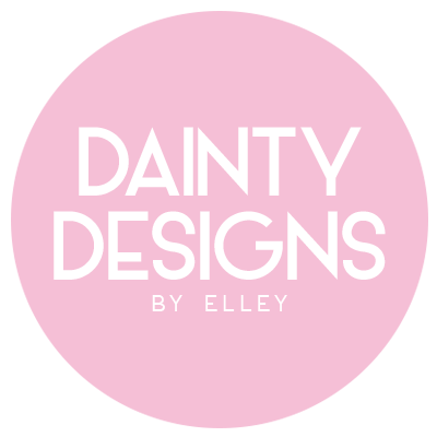 Dainty Designs By Elley - Etsy Store