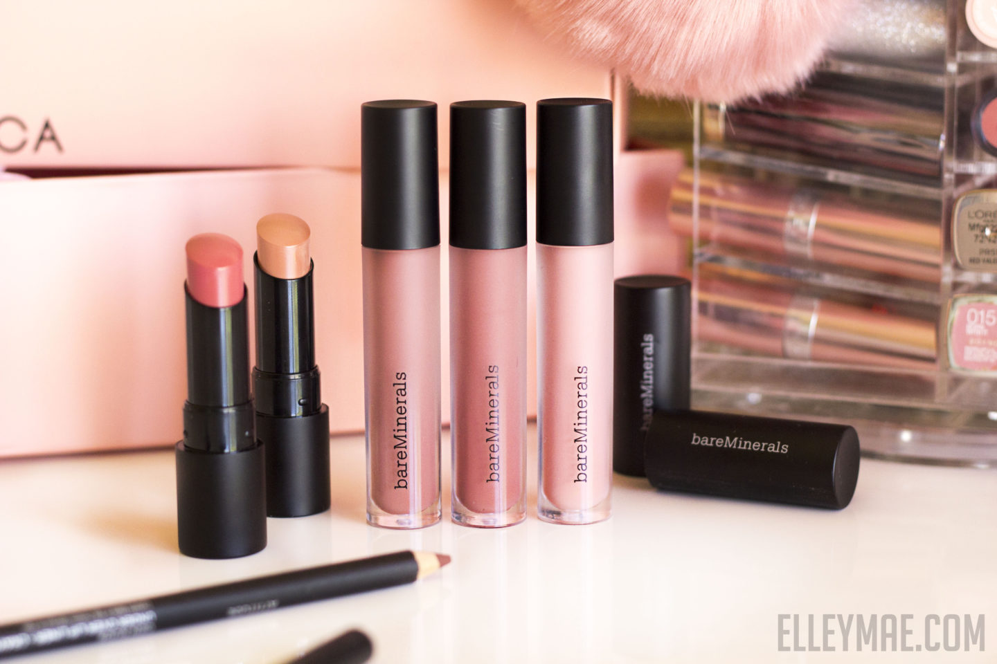 BareMinerals Gen Nude Collection