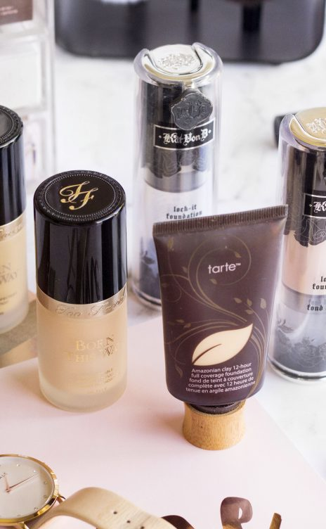 Best Full Coverage Foundations for Pale Skin
