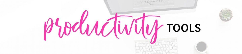 Elley Mae - Social Media Manager & Brand Photographer   Productivity Tools