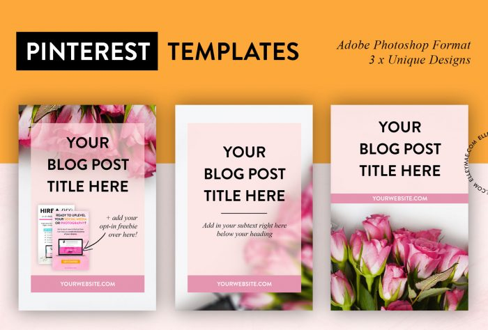 Creative Market Shop - Feminine Styled Stock Photos and Social Media Templates for Entrepreneurs