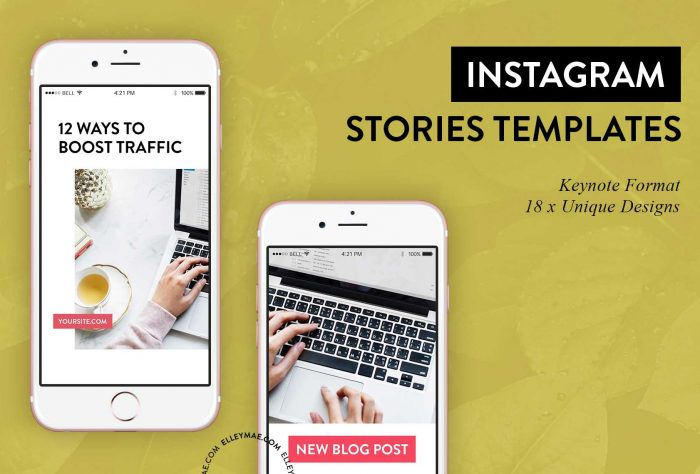 Creative Market Shop - Feminine Styled Stock Photos and Social Media Templates for Entrepreneurs