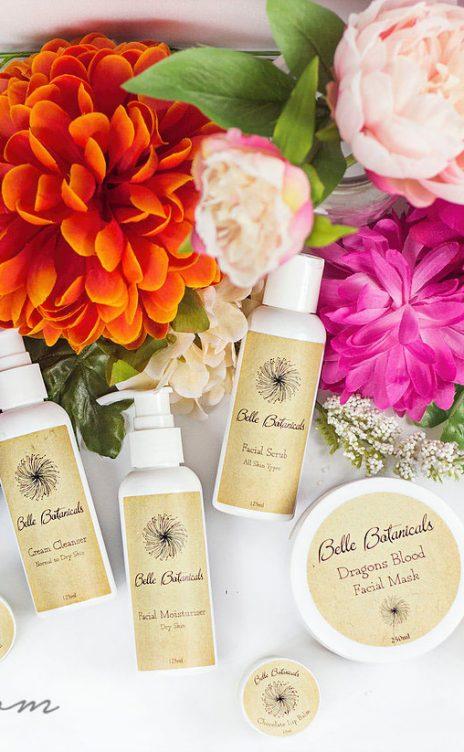 Belle Botanicals - Affordable Skincare Haul