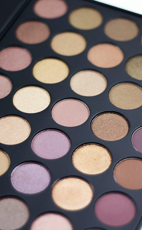 Morphe 35T First Impression & Swatches