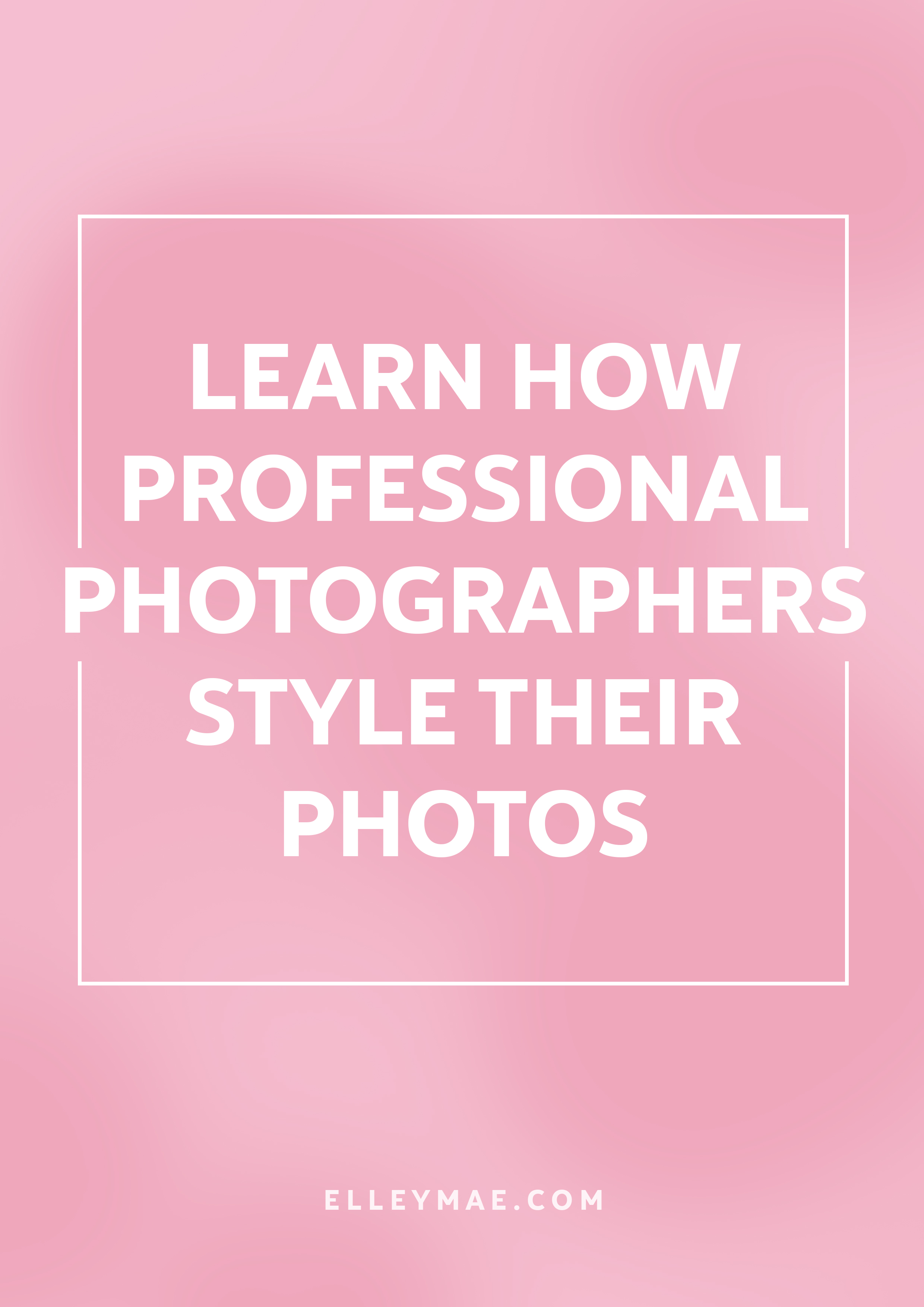 How To Nail Your Photo Styling Like A Pro Photographer   Learn how to master the art of photo styling with tips & tricks from a professional photographer. Amp up your Instagram flatlay game, theme your Instagram & enhance your blog photography all through your photo styling. It's seriously that simple!   Learn more from Elley Charles, a professional photographer turned social media obsessed tech geek & part time blogger. ElleyMae.com