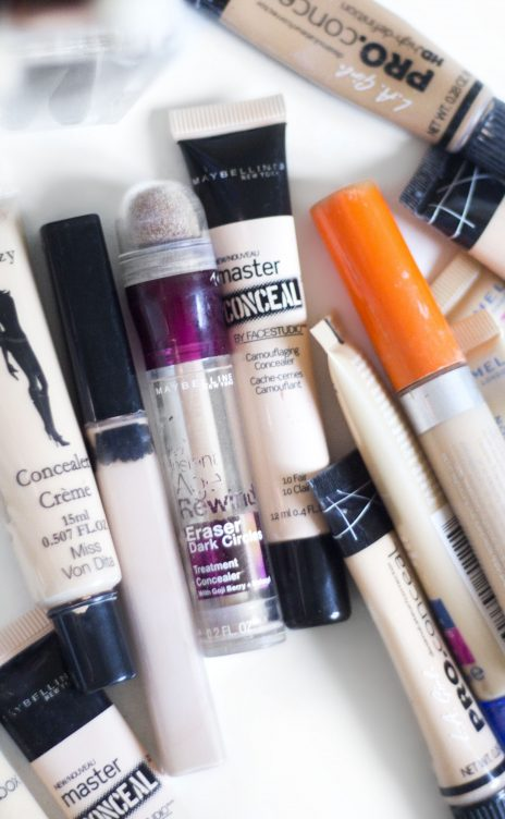 4 Affordable Concealers I Couldn't Live Without