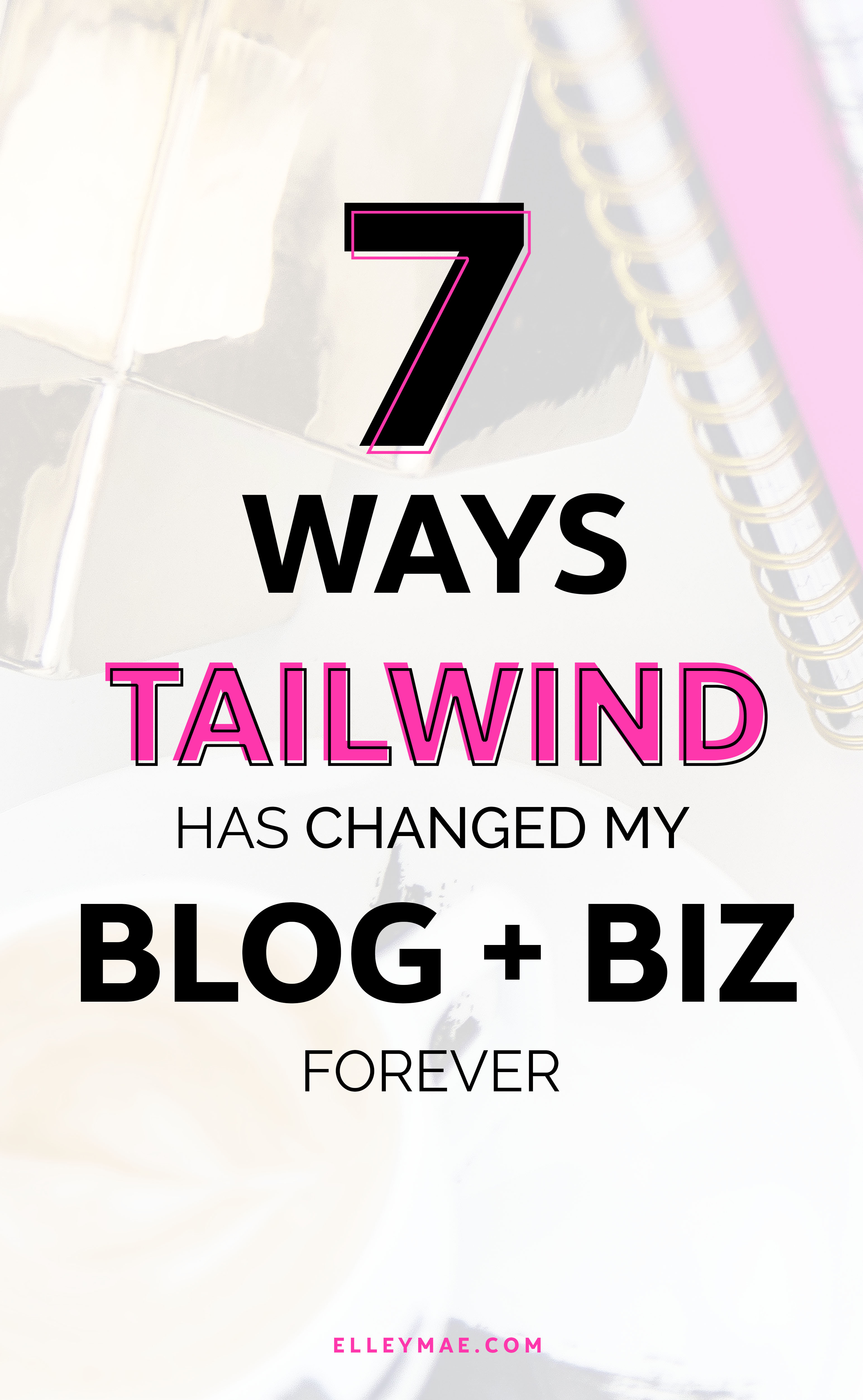 If you're looking for the ultimate scheduling tool for Pinterest, than look no further than Tailwind. Increasing my Pinterest reach from just 30k to 300k in a matter of months is only one of the reasons why Tailwind is THE ULTIMATE tool for Pinterest. I've grown my email subscribers, affiliate income, passive income, ecourse sales, ebook sales & more - all through Tailwind! Trust me, you've gotta see this to believe it - Learn more at ElleyMae.com