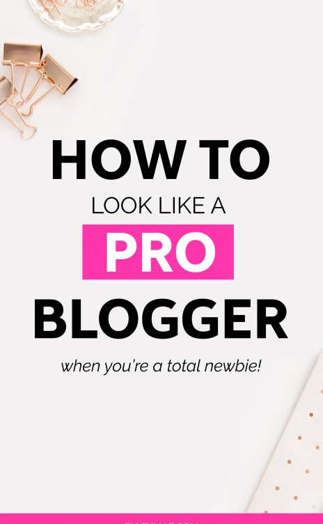 When I first started blogging I thought it would be as simple as picking a pretty theme, writing blog posts & the traffic would come rolling in. And boy was I wrong. Becoming a pro blogger can be as simple or as difficult as you make it. With this 3 step formula, you can turn your blog from no to WOAH. Grab your free 9-step checklist to *really* make it big & be seen as a pro blogger! | Blogging, pro blogger, look like a pro blogger, grow your blog, get blog traffic, become an influence online | ElleyMae.com