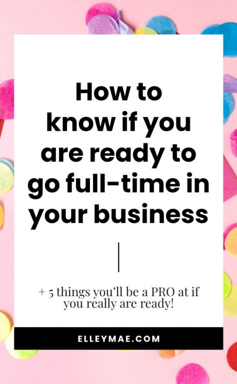You've come so far with your entrepreneurial, side-hustling journey & now it's officially time to take the leap. Are you ready to quit your job? | Side-Hustler, Side Hustle, Quit Your 9-5, Quit Your Job, Quit Your Day Job, Full-Time Business, Full-Time Entrepreneur