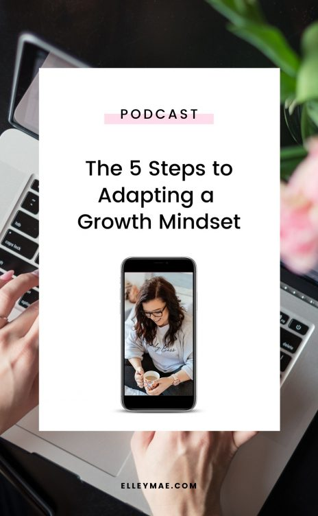 The 5 Steps to Adapting a Growth Mindset