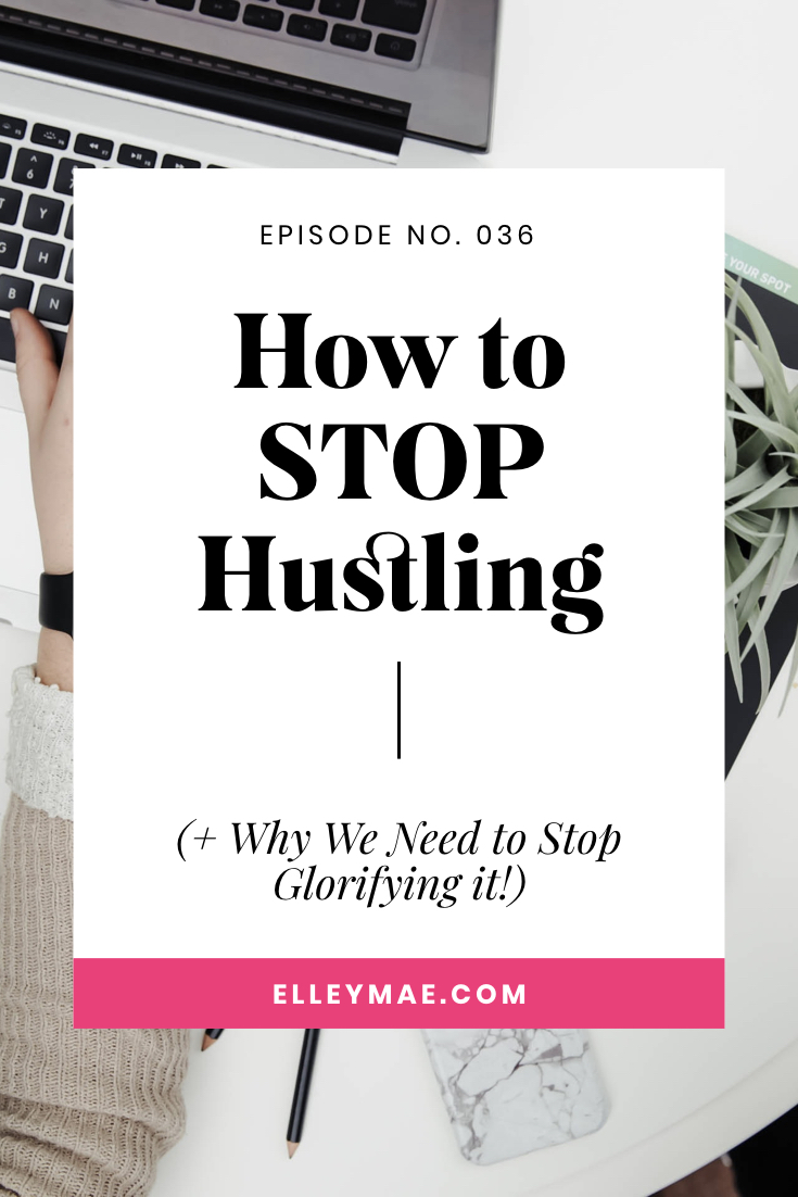 Why Hustling Won't Bring You Freedom in Business