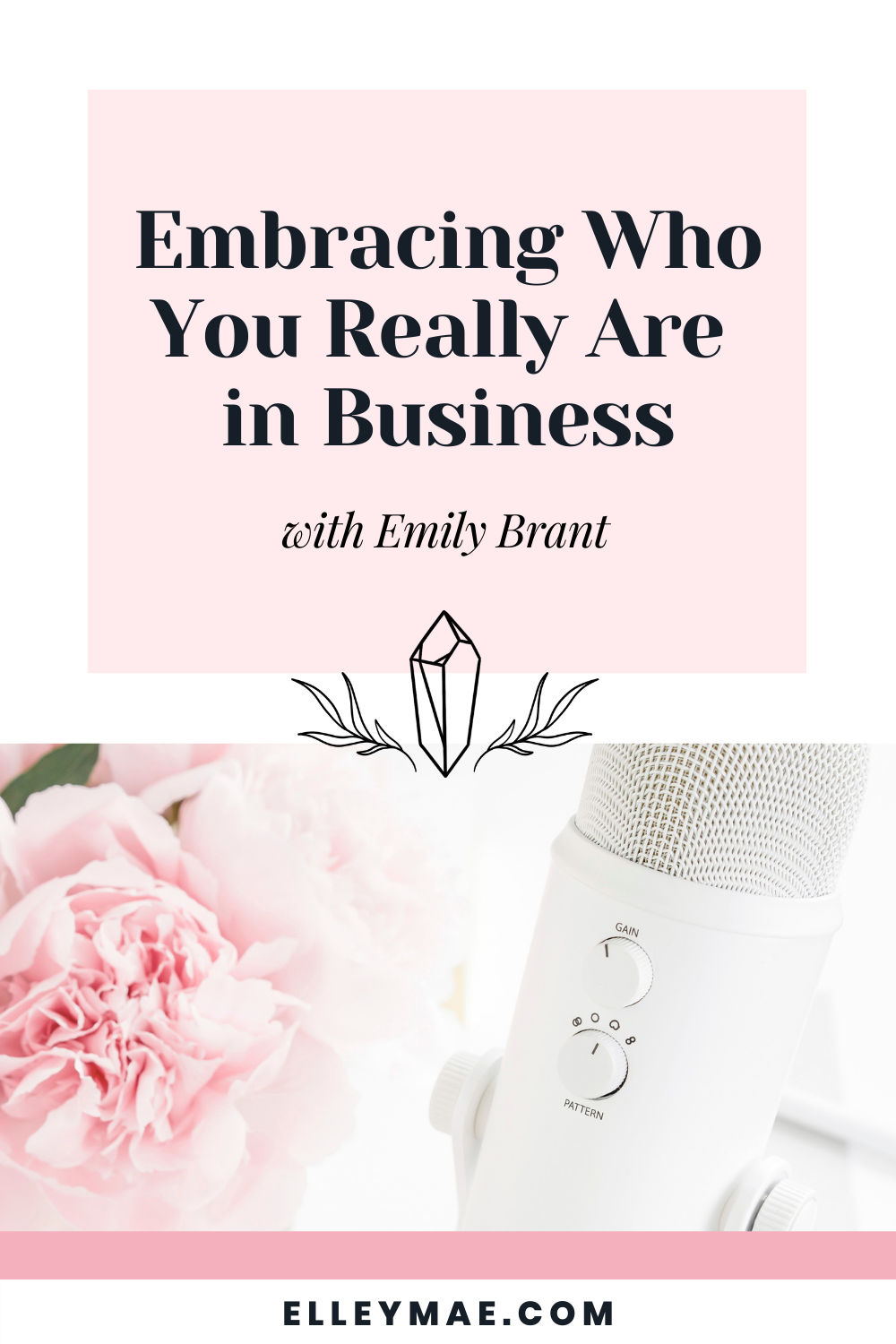 051. Sharing Your Story & Owning Your Unique Gifts in Business with Emily Brant