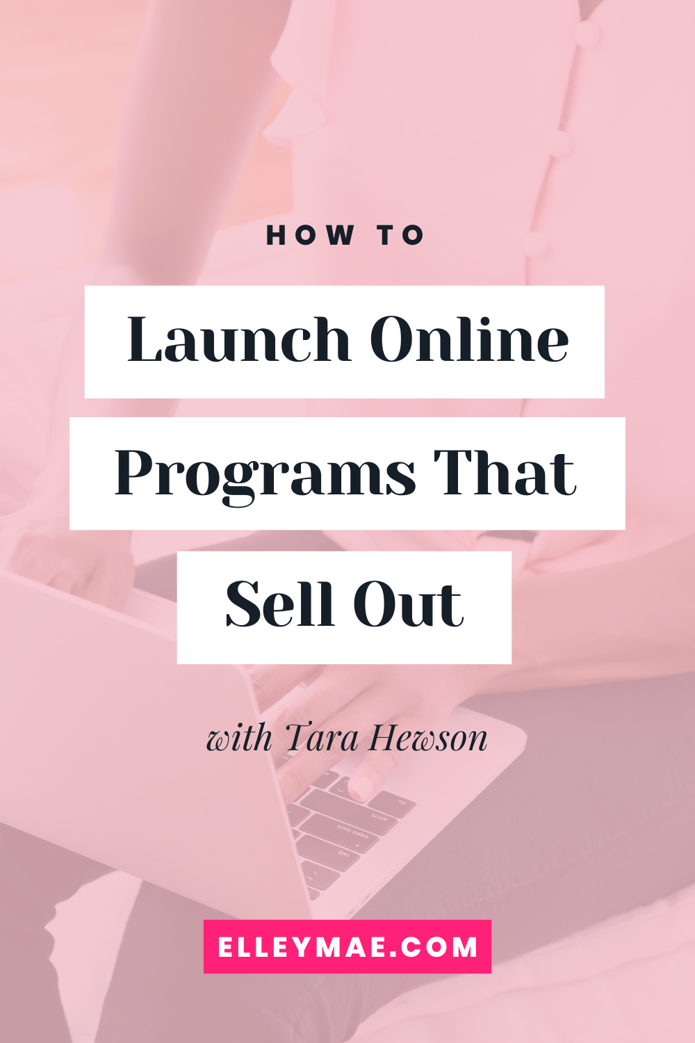 055. Having a $32k Launch During A Global Pandemic with Tara Hewson